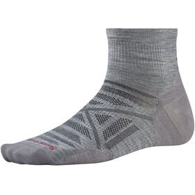 Smartwool M's PhD Outdoor UL Mini Socks Light Grey